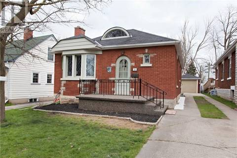 House for sale at 34 Augusta St Cambridge Ontario - MLS: 30740413
