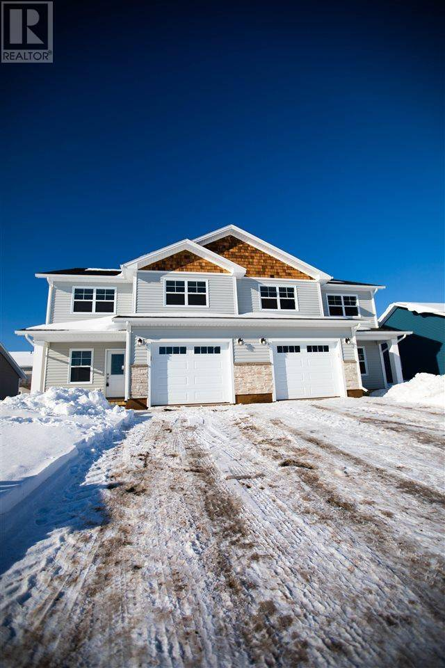Townhouse for sale at 34 Bambrick Dr East Royalty Prince Edward Island - MLS: 201927428