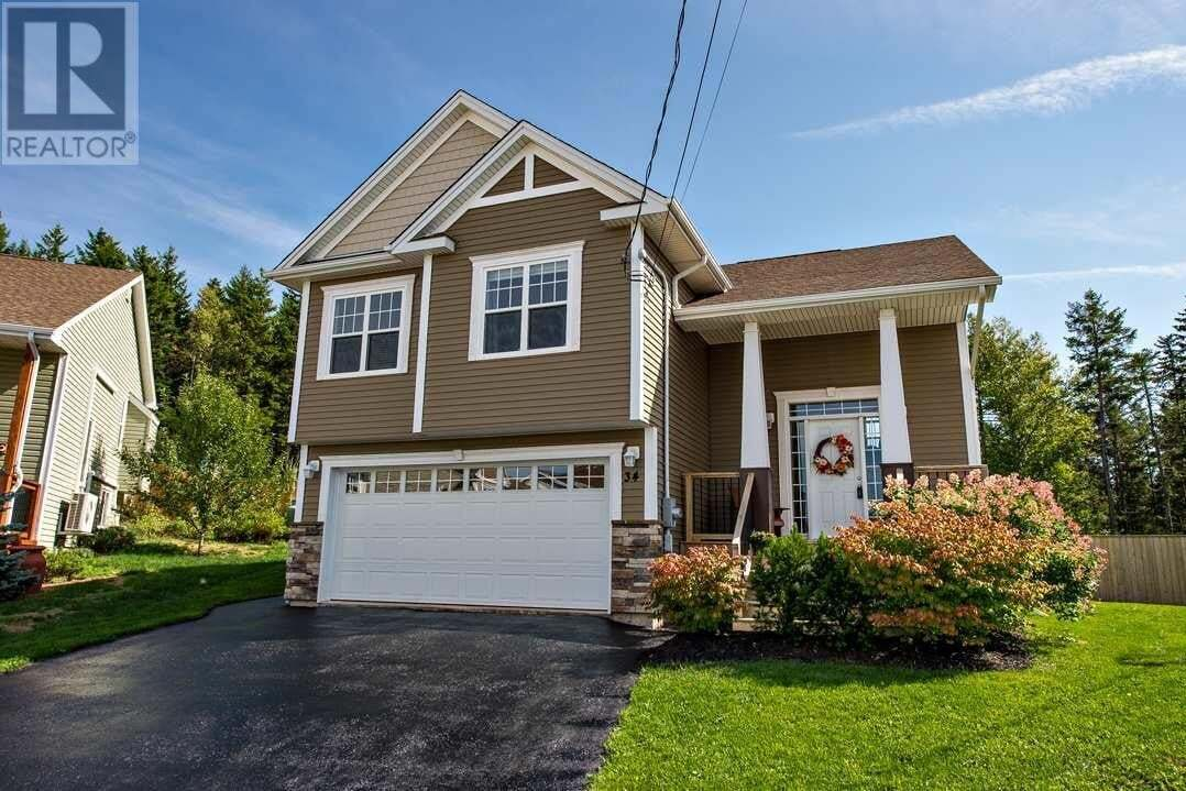 House for sale at 34 Barnsley Ct Middle Sackville Nova Scotia - MLS: 202018340