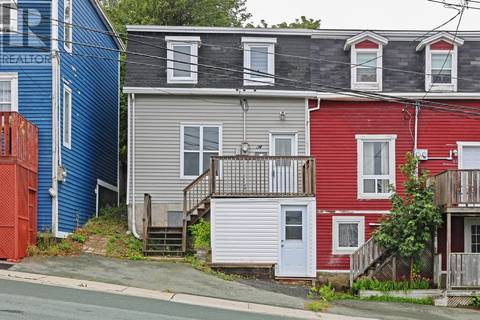 House for sale at 34 Barters Hill Pl St. John's Newfoundland - MLS: 1198522