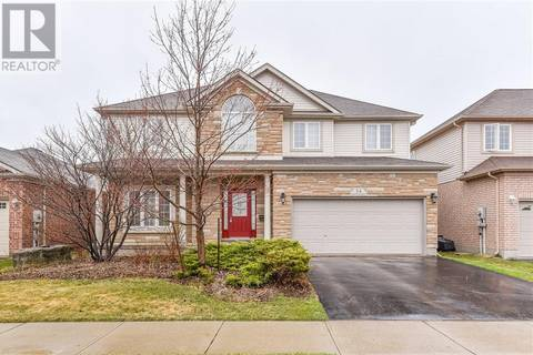 House for sale at 34 Beaver Meadow Dr Guelph Ontario - MLS: 30727142