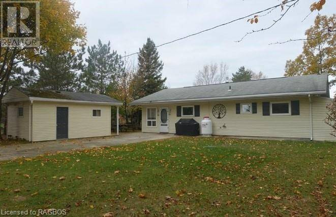 House for sale at 34 Bell Dr Huron-kinloss Ontario - MLS: 256928