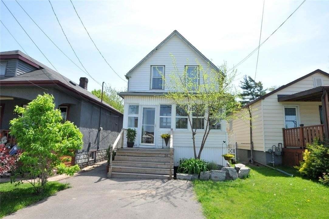 House for sale at 34 Benson Ave Hamilton Ontario - MLS: H4077807