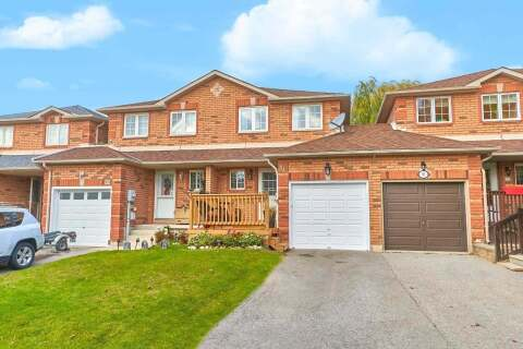 Townhouse for sale at 34 Bibby Ct Barrie Ontario - MLS: S4959152
