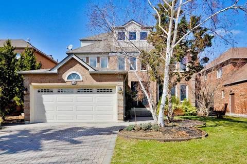 House for sale at 34 Braeside Sq Markham Ontario - MLS: N4418800