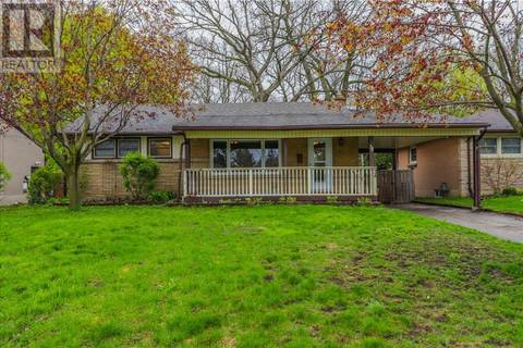 House for sale at 34 Breton Park Cres London Ontario - MLS: 191688