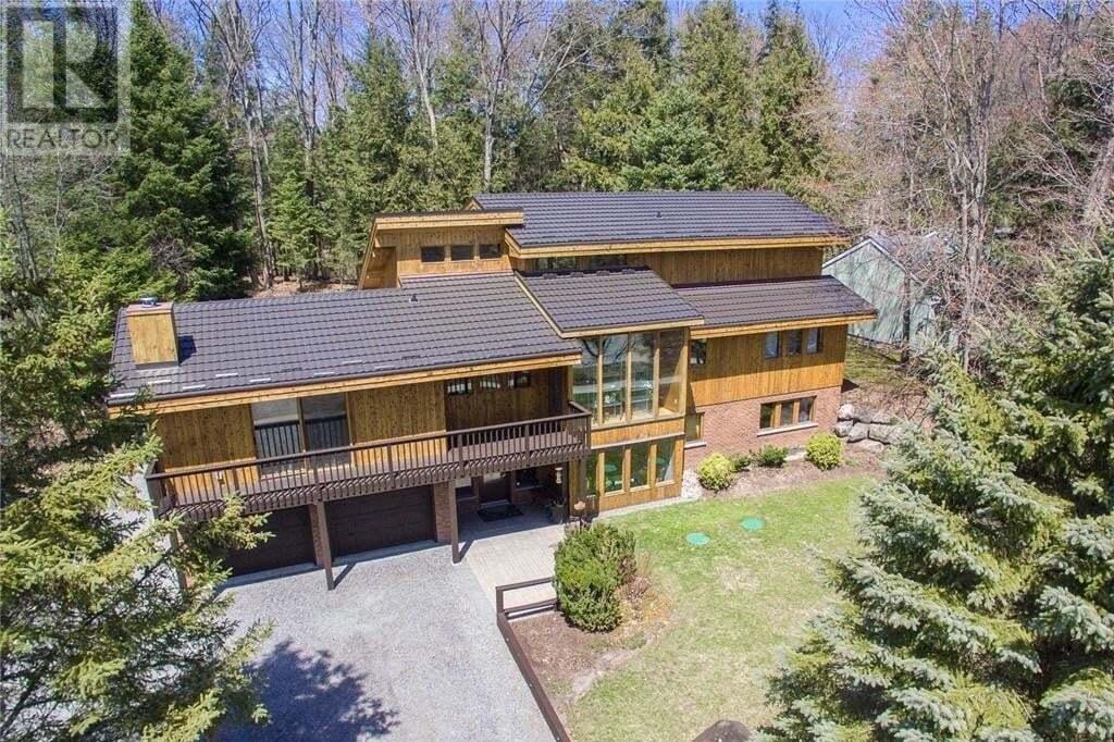 House for sale at 34 Brian Rd Bracebridge Ontario - MLS: 257740