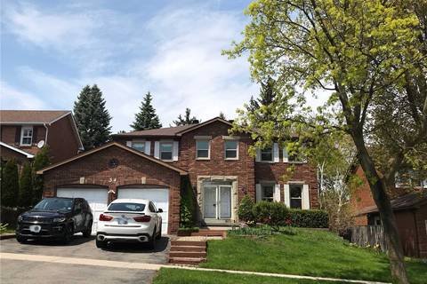House for rent at 34 Briarwood Rd Markham Ontario - MLS: N4456166