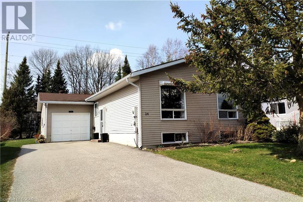 House for sale at 34 Bridle Rd Penetang Ontario - MLS: 255496