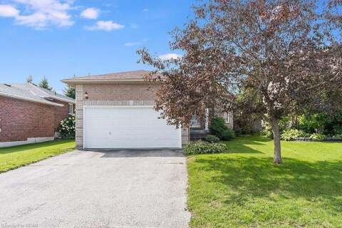 House for sale at 34 Brookfield Cres Barrie Ontario - MLS: 40022538