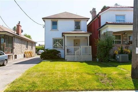 House for sale at 34 Brownville Ave Toronto Ontario - MLS: W4416043