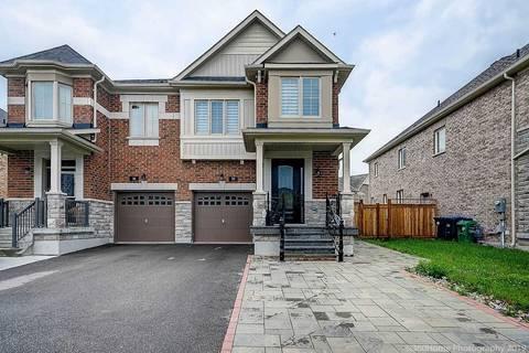 Townhouse for sale at 34 Caliper Rd Brampton Ontario - MLS: W4486554