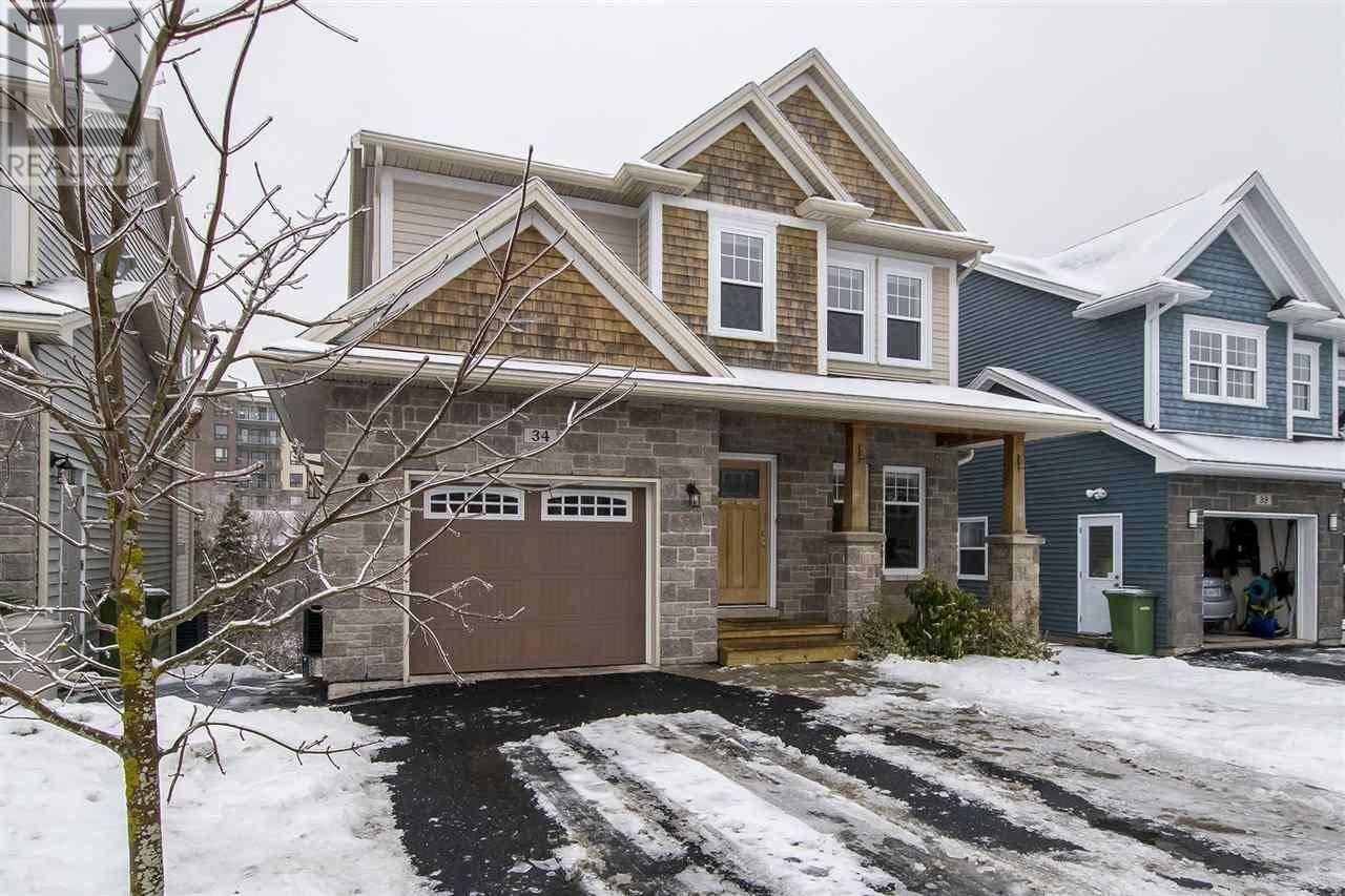 House for sale at 34 Capstone Cres Bedford Nova Scotia - MLS: 202002356