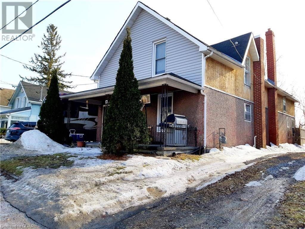 House for sale at 34 Centre St Napanee Ontario - MLS: 204641