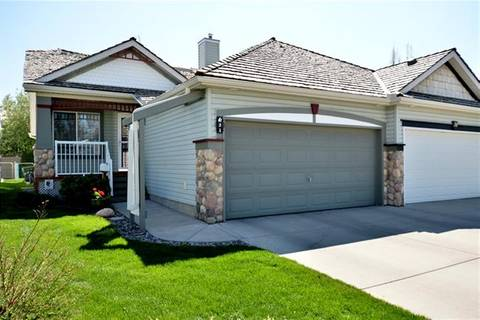 Townhouse for sale at 34 Chaparral Cs Southeast Calgary Alberta - MLS: C4243436