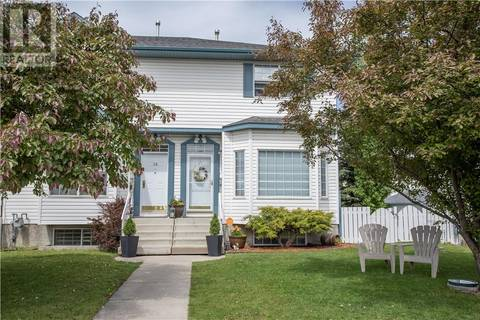 Townhouse for sale at 34 Chism Cs Red Deer Alberta - MLS: ca0169202