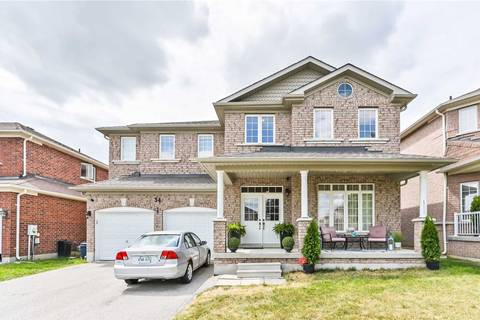House for sale at 34 Christina Cres Bradford West Gwillimbury Ontario - MLS: N4548405
