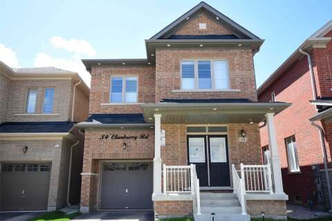 House for sale at 34 Clunburry Rd Brampton Ontario - MLS: W4862525