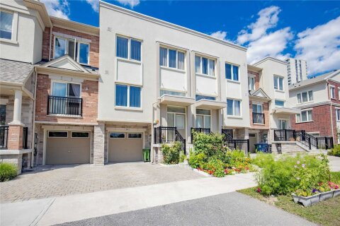 Townhouse for sale at 34 Coneflower Cres Toronto Ontario - MLS: C5083365