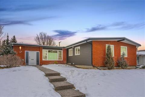 House for sale at 34 Connaught Dr Northwest Calgary Alberta - MLS: C4280681