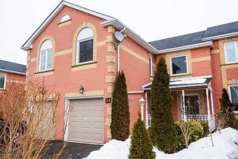 Townhouse for sale at 34 Covent Cres Aurora Ontario - MLS: N4632155