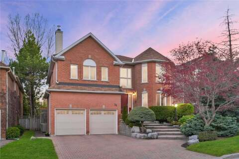 House for sale at 34 Cranleigh Dr Markham Ontario - MLS: N4768315