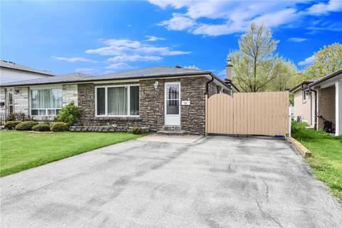 Townhouse for sale at 34 Deeside Cres Brampton Ontario - MLS: W4456048
