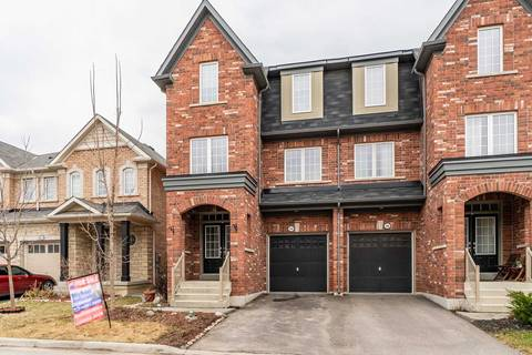 Townhouse for sale at 34 Delambray St Brampton Ontario - MLS: W4422319
