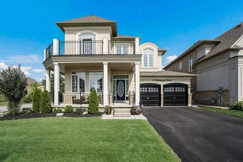 House for sale at 34 Eaglesprings Cres Brampton Ontario - MLS: W4546540
