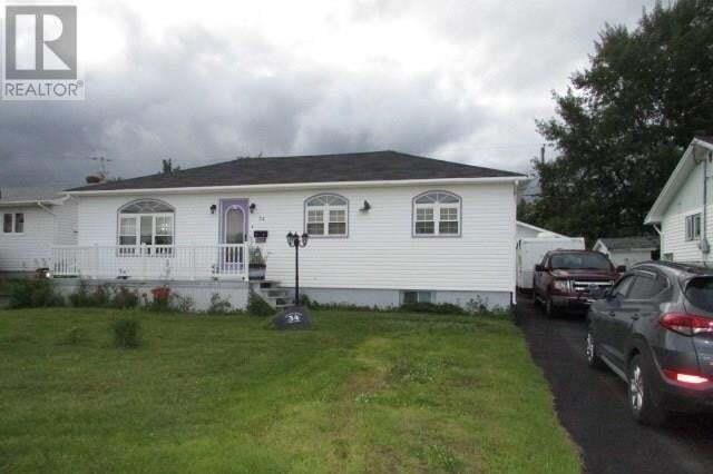 House for sale at 34 Earle St Grand Falls- Windsor Newfoundland - MLS: 1199207