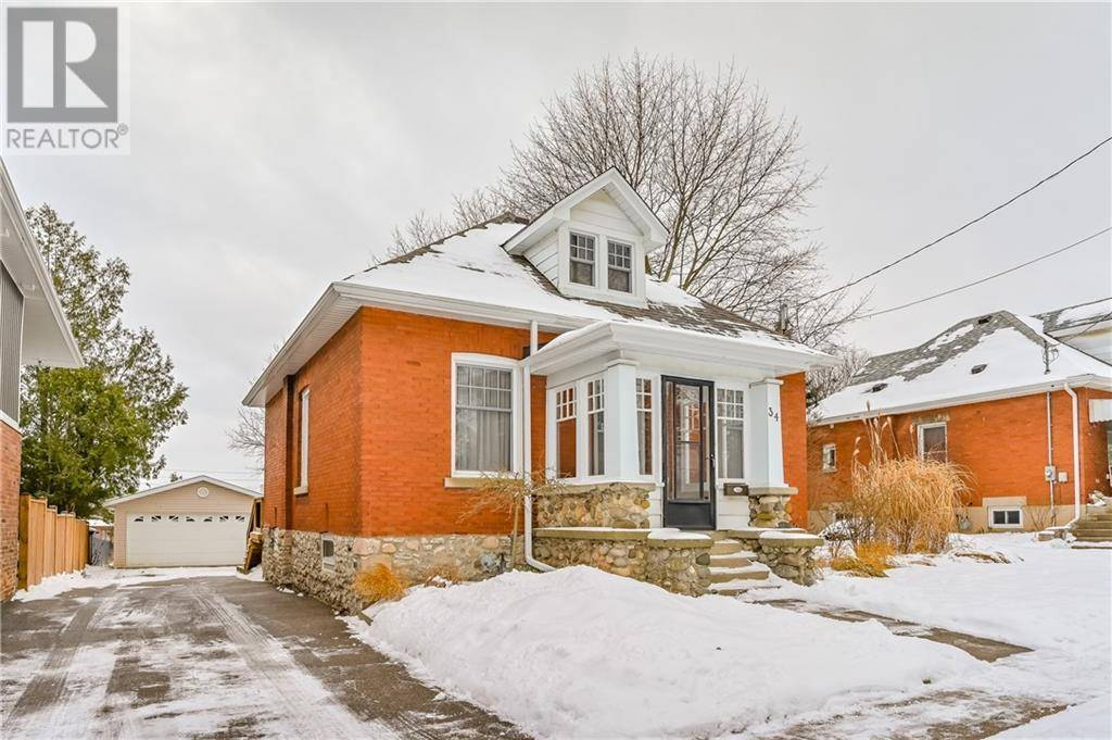 House for sale at 34 Edgehill Dr Guelph Ontario - MLS: 30785517