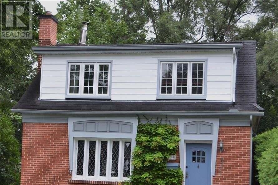 House for sale at 34 Edina St Ottawa Ontario - MLS: 2087904