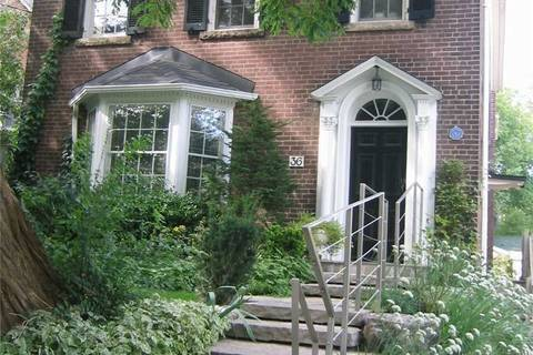 Townhouse for rent at 34 Edmund Ave Toronto Ontario - MLS: C4430323