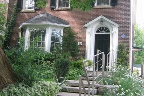 Townhouse for rent at 34 Edmund Ave Toronto Ontario - MLS: C4552680