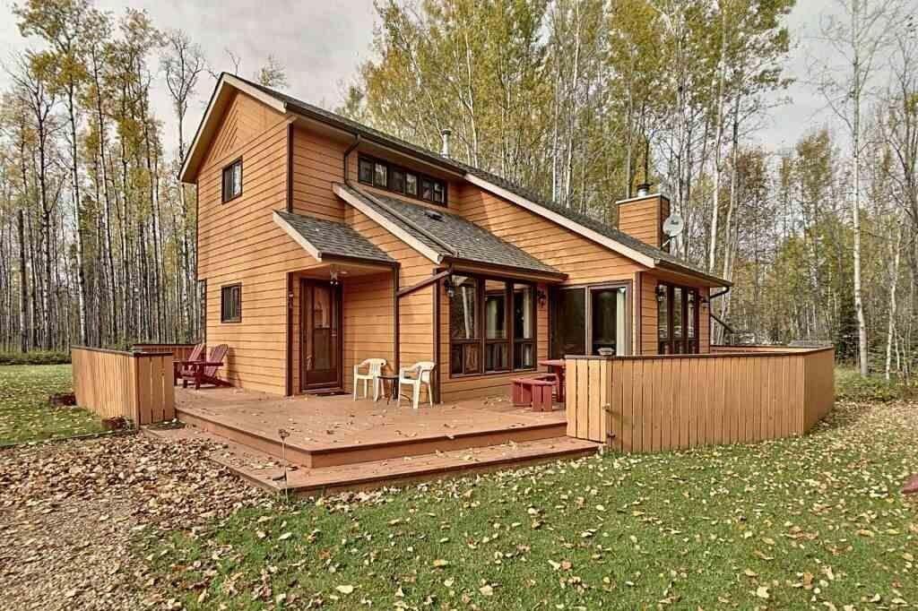 House for sale at 34 Ella Mae Cr Rural Athabasca County Alberta - MLS: E4185764