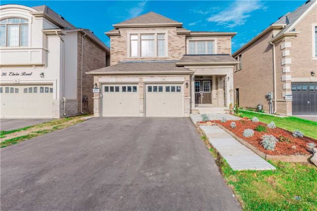 Removed: 34 Elwin Road, Brampton, ON - Removed on 2017-11-21 04:56:41