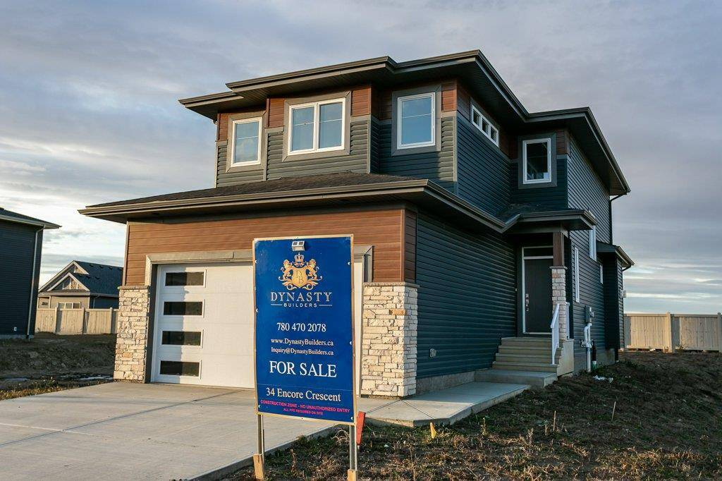 House for sale at 34 Encore Cres St. Albert Alberta - MLS: E4189544