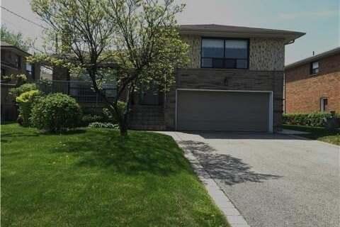 House for rent at 34 Euphrasia Dr Toronto Ontario - MLS: W4824888