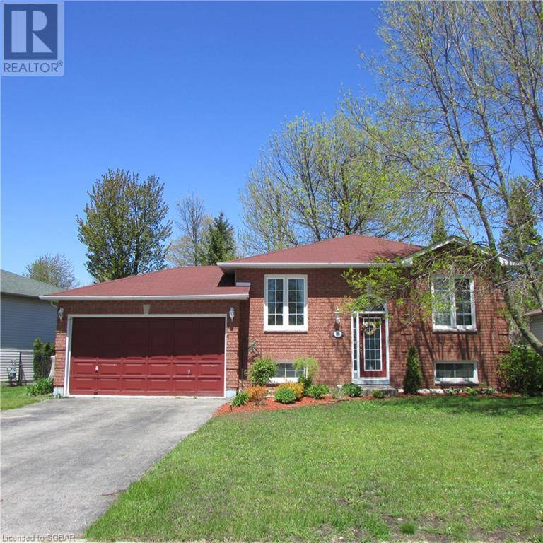 House for sale at 34 Evergreen Cres Wasaga Beach Ontario - MLS: 199890