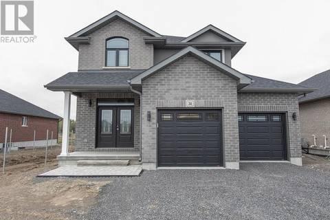 House for sale at 34 Farmington Cres Belleville Ontario - MLS: 196242