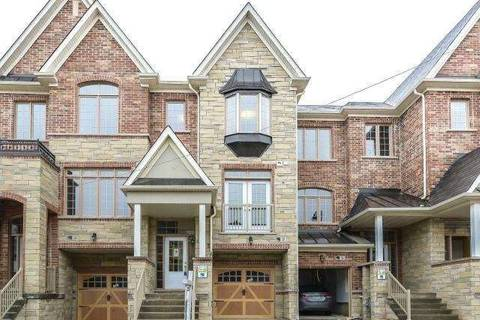 Townhouse for rent at 34 Farooq Blvd Vaughan Ontario - MLS: N4664745