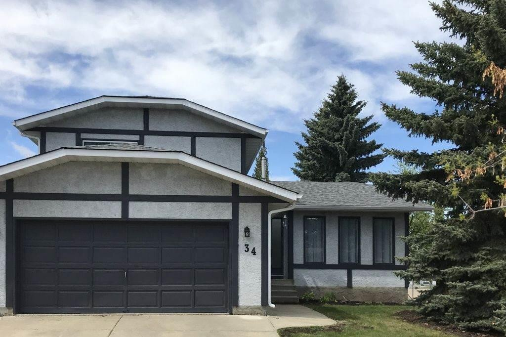 House for sale at 34 Fieldstone Dr Spruce Grove Alberta - MLS: E4188895