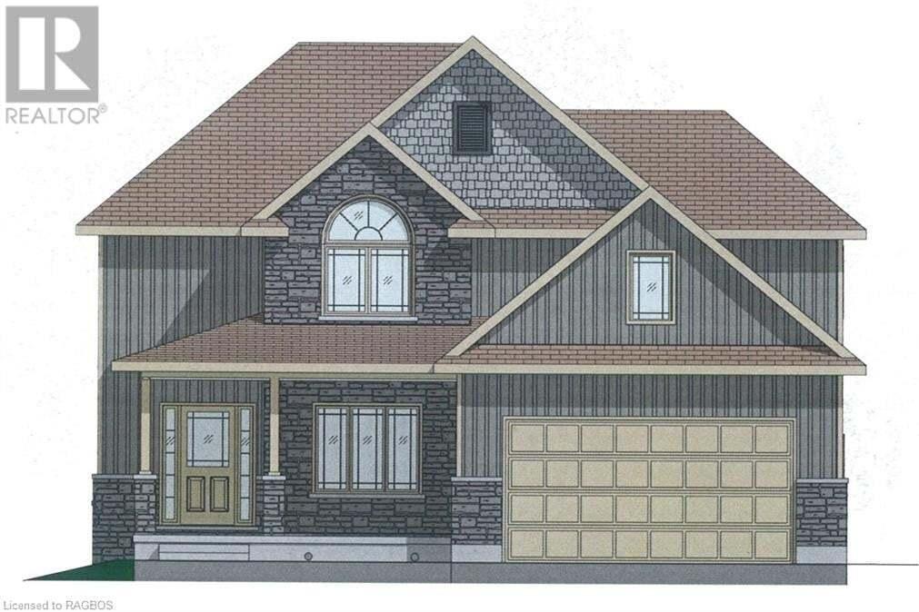 House for sale at 34 Fischer Dairy Rd Walkerton Ontario - MLS: 275205