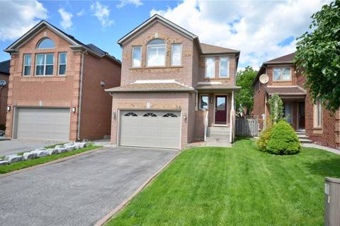 House for sale at 34 Forestgrove Circ Brampton Ontario - MLS: W4483550