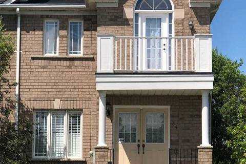 Townhouse for rent at 34 Forestwood St Richmond Hill Ontario - MLS: N4521017