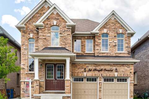 House for sale at 34 Forsyth Cres Brampton Ontario - MLS: W4816600