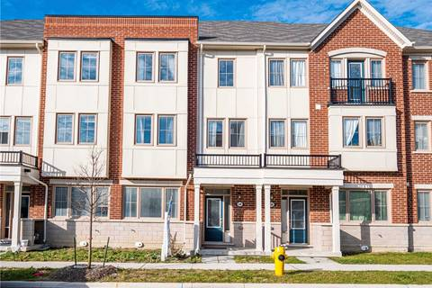 Townhouse for sale at 34 George Patton Ave Markham Ontario - MLS: N4642022