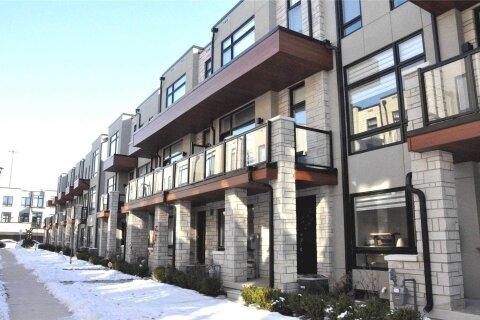 Townhouse for rent at 34 Gerussi St Vaughan Ontario - MLS: N5087476