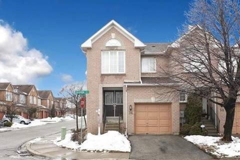 Townhouse for sale at 34 Gilgorm Rd Brampton Ontario - MLS: W4695985