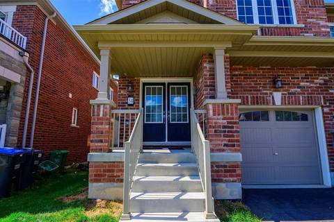 Townhouse for sale at 34 Golden Springs Dr Brampton Ontario - MLS: W4575958